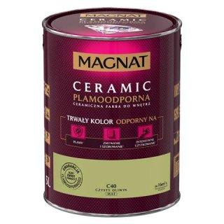 Farba ceramiczna 5 L Czysty oliwin MAGNAT CERAMIC
