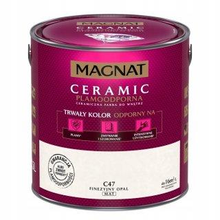 Farba ceramiczna 5 L Finezyjny opal MAGNAT CERAMIC