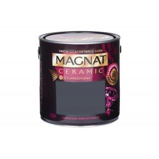Farba ceramiczna grafitowy antracyt C60 2,5L MAGNAT