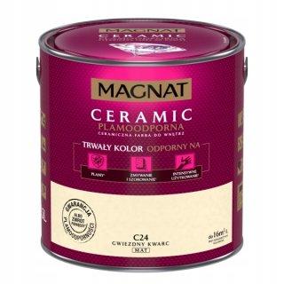 Farba ceramiczna 5 L Gwiezdny kwarc MAGNAT CERAMIC