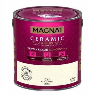 Farba ceramiczna 5 L Kocie oko MAGNAT CERAMIC