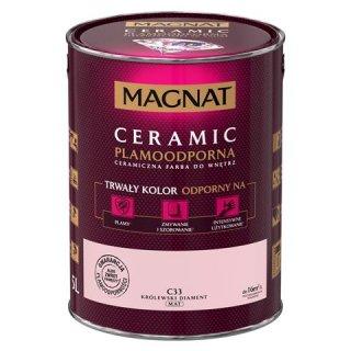 Farba ceramiczna 5 L Królewski diament MAGNAT CERAMIC