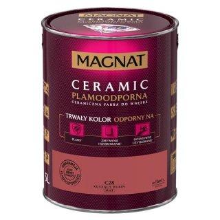 Farba ceramiczna 5 L Kuszący rubin MAGNAT CERAMIC