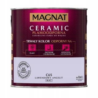 Farba ceramiczna 5 L Lawendowy angelit MAGNAT CERAMIC