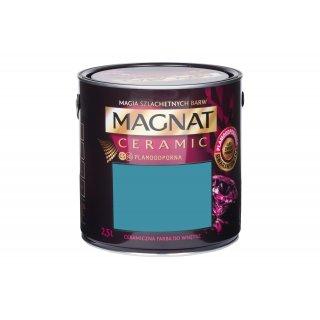 Farba ceramiczna szmaragdowy akwamaryn C61 2,5L MAGNAT