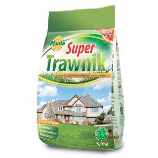 Trawa Super Trawnik 5 kg PLANTA