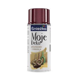 Spray z efektem diamnetu cyklamen 150 ml ŚNIEŻKA