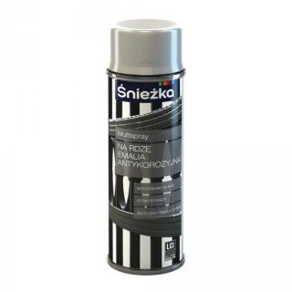 Spray na rdzę biały 400 ml ŚNIEŻKA
