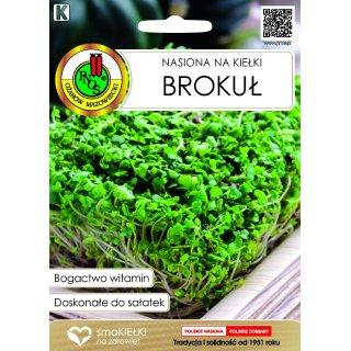 Nasiona Na Kiełki Brokuł 8 g