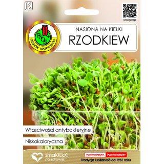 Nasiona Na Kiełki Rzodkiew 20 g