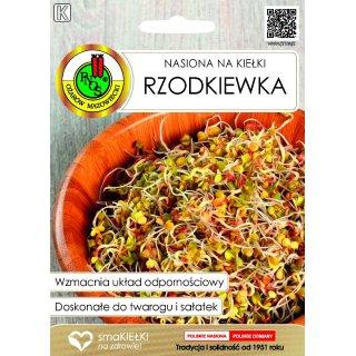 Nasiona Na Kiełki Rzodkiewka 20 g