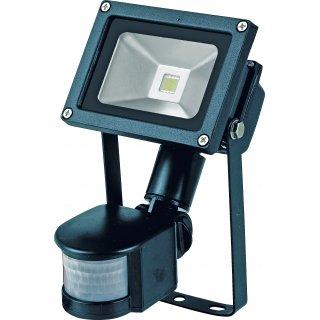 Naświetlacz LED 10 W z sensorem ruchu 6000K VOLTENO