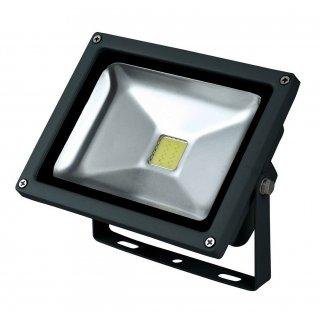 Naświetlacz LED 30 W bez sensora ruchu 6000K VOLTENO