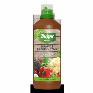 Nawóz płynny ekologiczny do warzyw 1 L TARGET