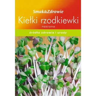 Nasiona na kiełki - rzodkiewka FLORALAND