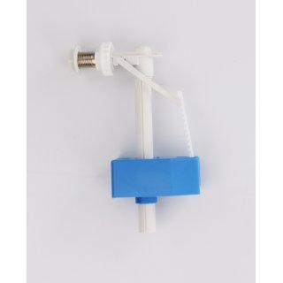 Zawór napełniający spłuczkę WC 1/2 i 3/8 chrom NERGIS