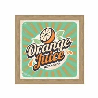 Obraz na ścianę motyw sok pomarańczowy KNOR