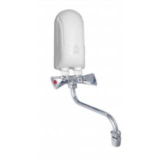 Ogrzewacz wody 4,5 kW z baterią metalową 22,5 cm DAFI