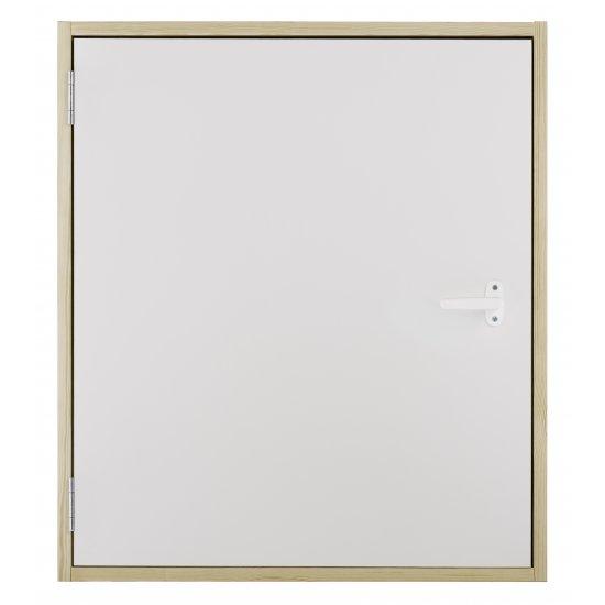 Drzwi wewnątrzklatkowe DK TERMO 70x70 cm OMAN