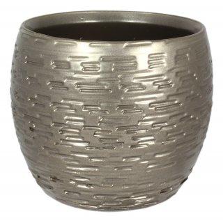 Osłonka ceramiczna kula 15 cm mosiądz CERMAX