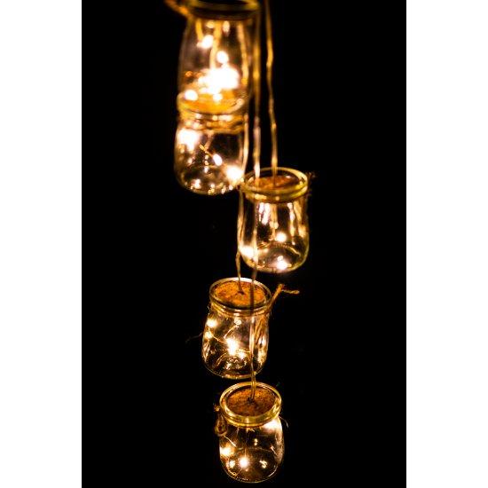 Ozdoba z podświetleniem LED 70 cm