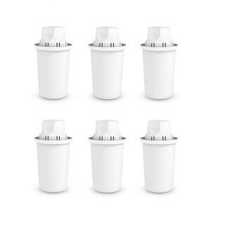 Zestaw 6 szt. wkładów filtrujących Classic DAFI