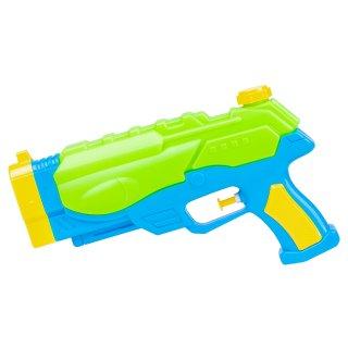 Pistolet na wodę 24 cm zielony