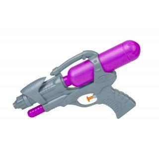 Pistolet na wodę 26 cm fioletowy