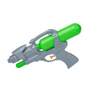 Pistolet na wodę 26 cm zielony