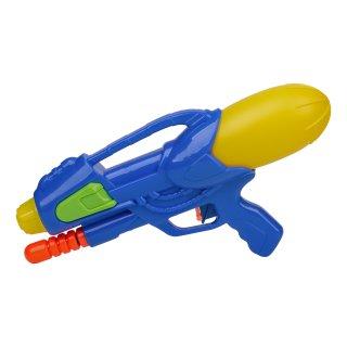 Pistolet na wodę 30 cm niebieski