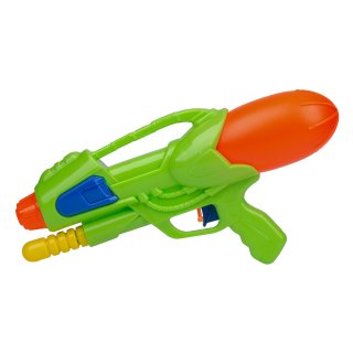 Pistolet na wodę 30 cm zielony