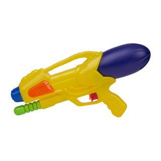Pistolet na wodę 30 cm żółty