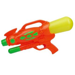 Pistolet na wodę 47 cm żółto-pomarańczowy
