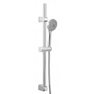 Zestaw natryskowy 5-funkcyjny słuchawka 101 mm drążek wąż  Formic PSB