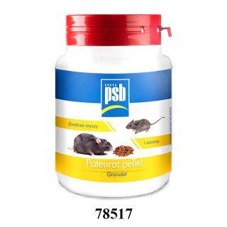 Granulat na myszy i szczury 180 g PLANTA
