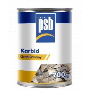 Karbid granulowany 0,7 kg PLANTA