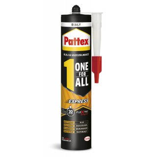 Klej One4All Express 390g PATTEX