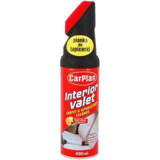 Pianka czyszcząca tapicerkę 400ml CarPlan PROFAST