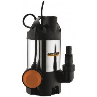 Pompa do wody brudnej z pływakiem 600W 8000l/h WESTLANDS