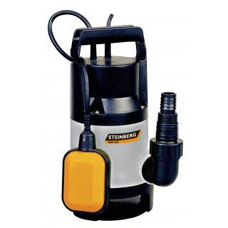 Pompa do wody brudnej 400 W TIP