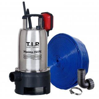 Pompa zanurzeniowa do brudnej wody 600 W + wąż 10 m