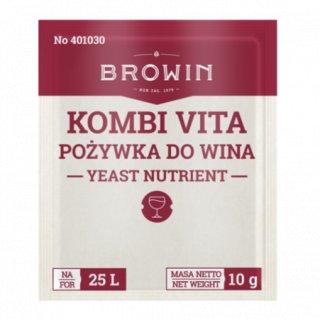 Pożywka do wina Kombi Vita - 10 g BROWIN