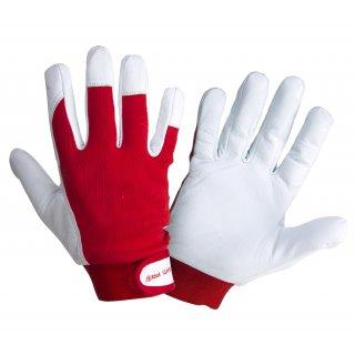 Rękawice ze skóry koziej r.10 PROFIX