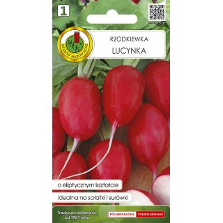Rzodkiewka Lucynka 5 g