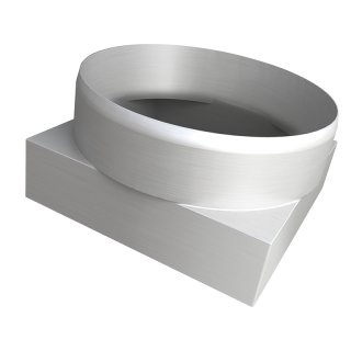 Redukcja okapowa srebrna KUCHINOX