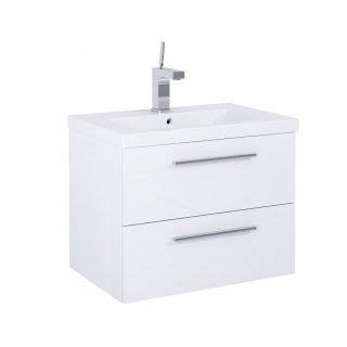 Zestaw mebli szafka z umywalką 60 cm ELITA