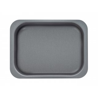 Forma blacha do pieczenia tłoczona 29x22 cm Non-Stick szara ALTOM
