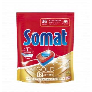 Tabletki do zmywarki 36 szt. SOMAT GOLD