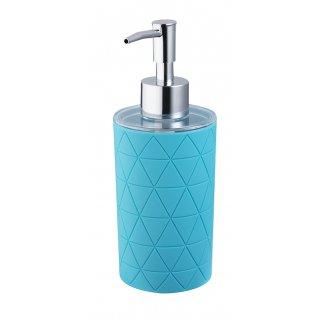 Dozownik mydła turkusowa Star BISK