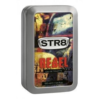 Woda tolaetowa 100 ml Roll on Rebel STR8